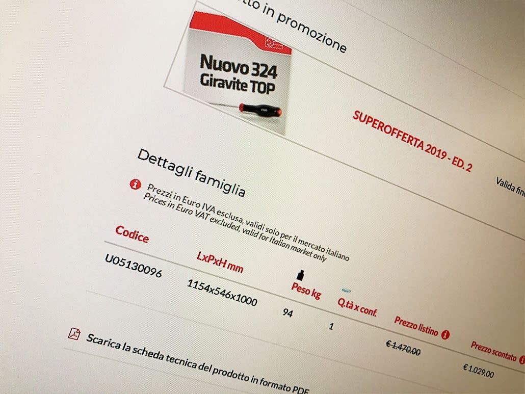 Portfolio Web agency Varese