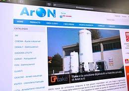 Sviluppo ecommerce B2B Aron