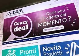 Sviluppo ecommerce B2B Ativ