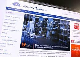 Sviluppo ecommerce B2B Utensileria Bondenese