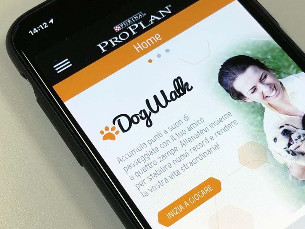 App mobile PURINA Proplan