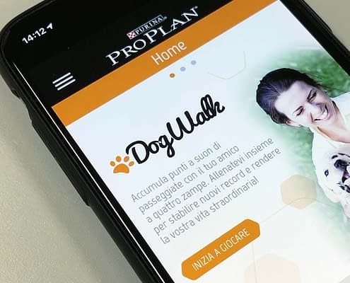 App mobile PURINA Proplan