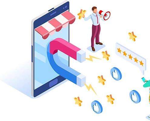 Creare la propria presenza online