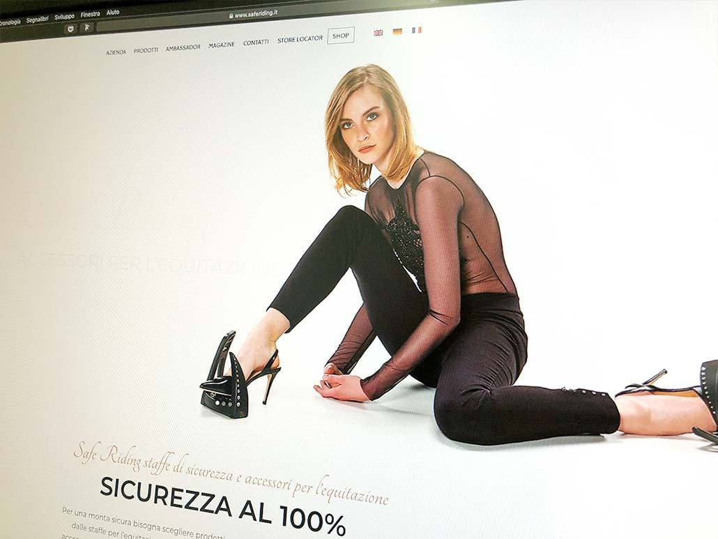 sito e-commerce Varese