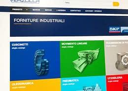realizzazione sito web verzolla