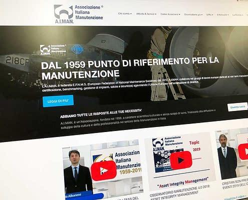 realizzazione sito web Varese