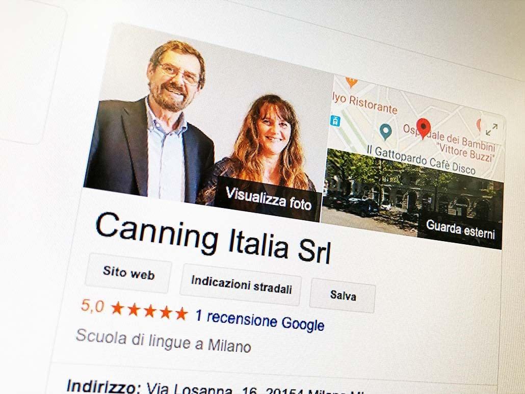 SEO Web Agency Varese
