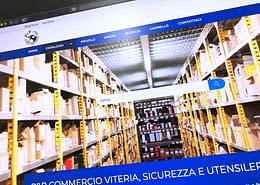 Sviluppo ecommerce B2B P&P Viterie