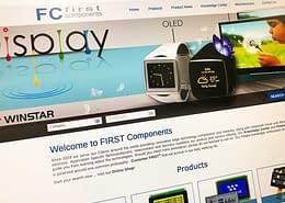 realizzazione sito first component