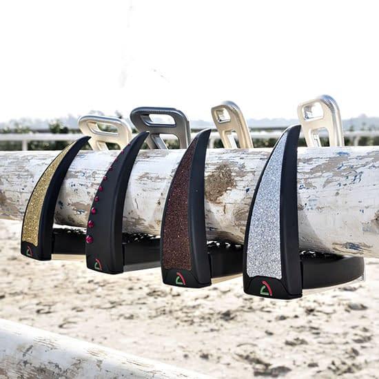 Staffe per l'equitazione