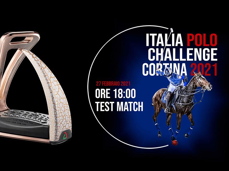 Safe Riding sponsor Italia Polo Challenge Cortina 2021